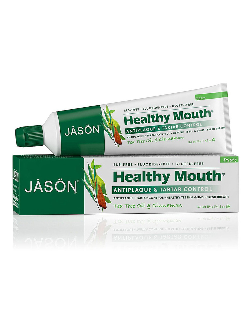 Zubná pasta Jason Healthy Mouth - 119 g